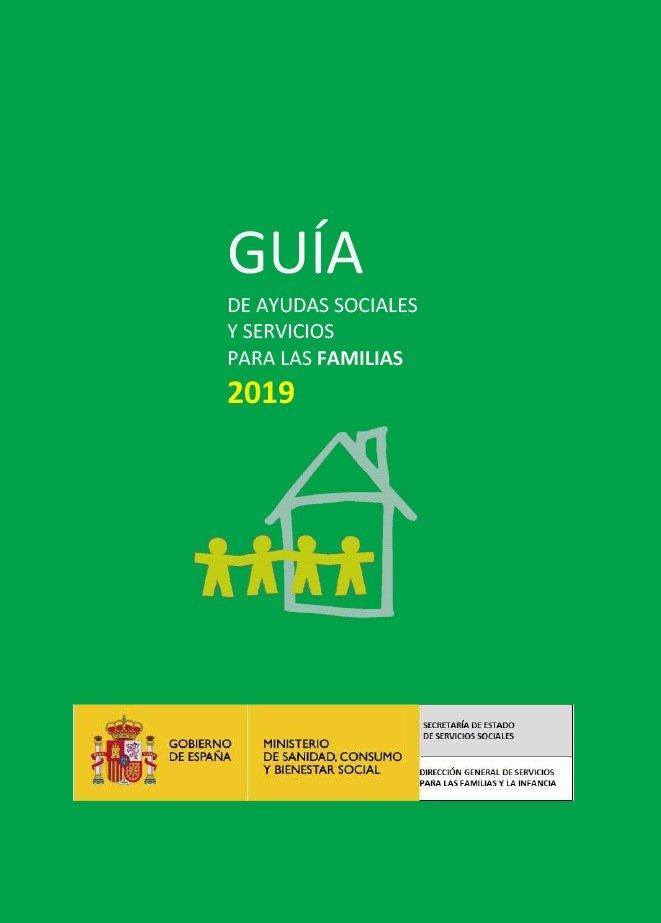 familias-guias-guia de ayudas sociales y servicios para las familias 2019